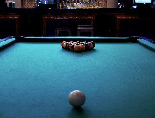 pool table room dimensions in Elmira content img1
